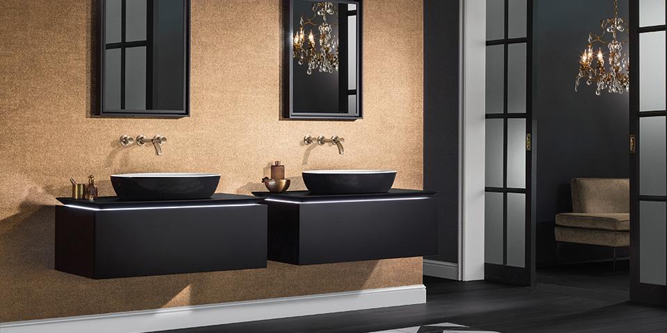 Farbgestaltung Im Badezimmer Individuelles Design Villeroy Boch