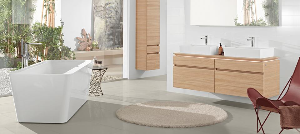 4 schritte zum perfekten traumbad villeroy boch. Black Bedroom Furniture Sets. Home Design Ideas