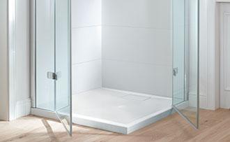 Der Gedanke An Entspannung Scheint Oftmals Unweigerlich Mit Einer Badewanne  Verknüpft Zu Sein... Sie Glauben Nicht, Dass Eine Dusche Für Exquisite ...