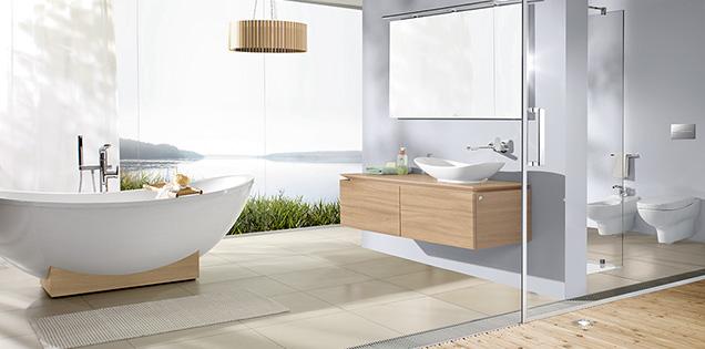 badmöbel - unsere kollektionen entdecken - villeroy & boch, Badezimmer