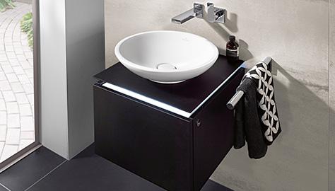 waschtische waschbecken entdecken villeroy. Black Bedroom Furniture Sets. Home Design Ideas