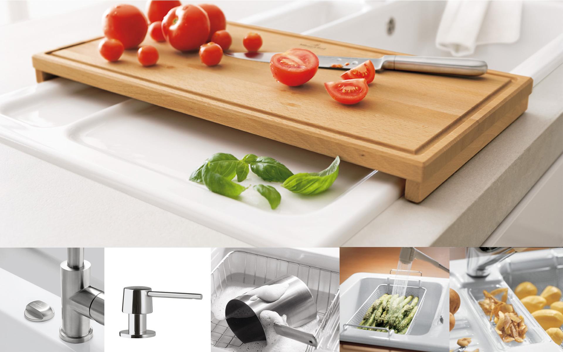 Accessori per la cucina Villeroy & Boch – Divertirsi in cucina