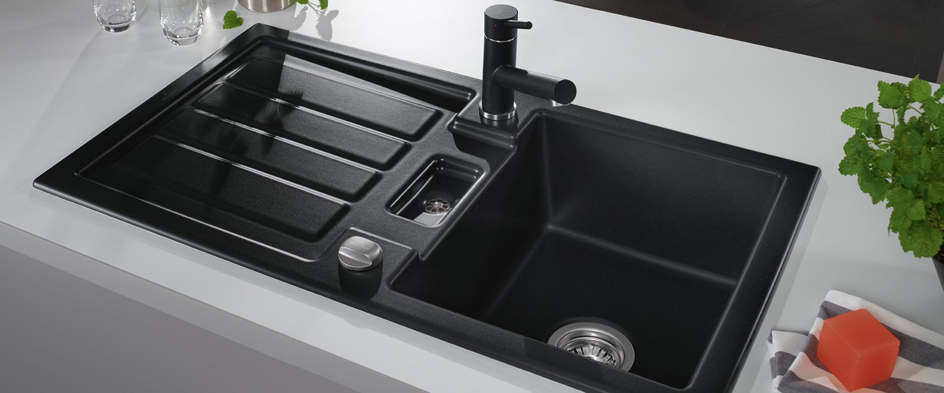 küchen gestalten mit villeroy & boch - Küchenarmaturen Villeroy Und Boch