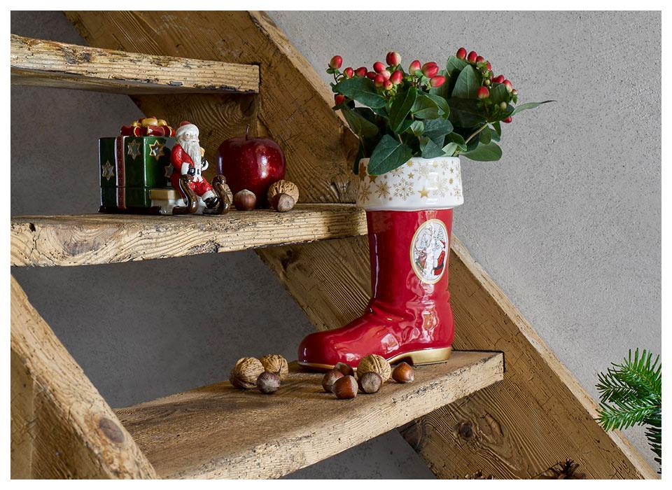 Casa Weihnachtsdeko.Decorazioni E Addobbi Natalizi Di Villeroy Boch
