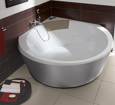 Vasche Da Bagno Rotonde Di Classe Superiore Villeroy Boch Ch It