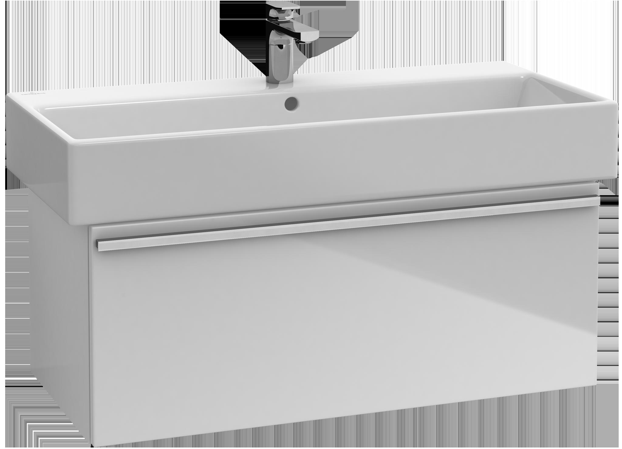 central line meuble sous lavabo a233n2 villeroy boch. Black Bedroom Furniture Sets. Home Design Ideas