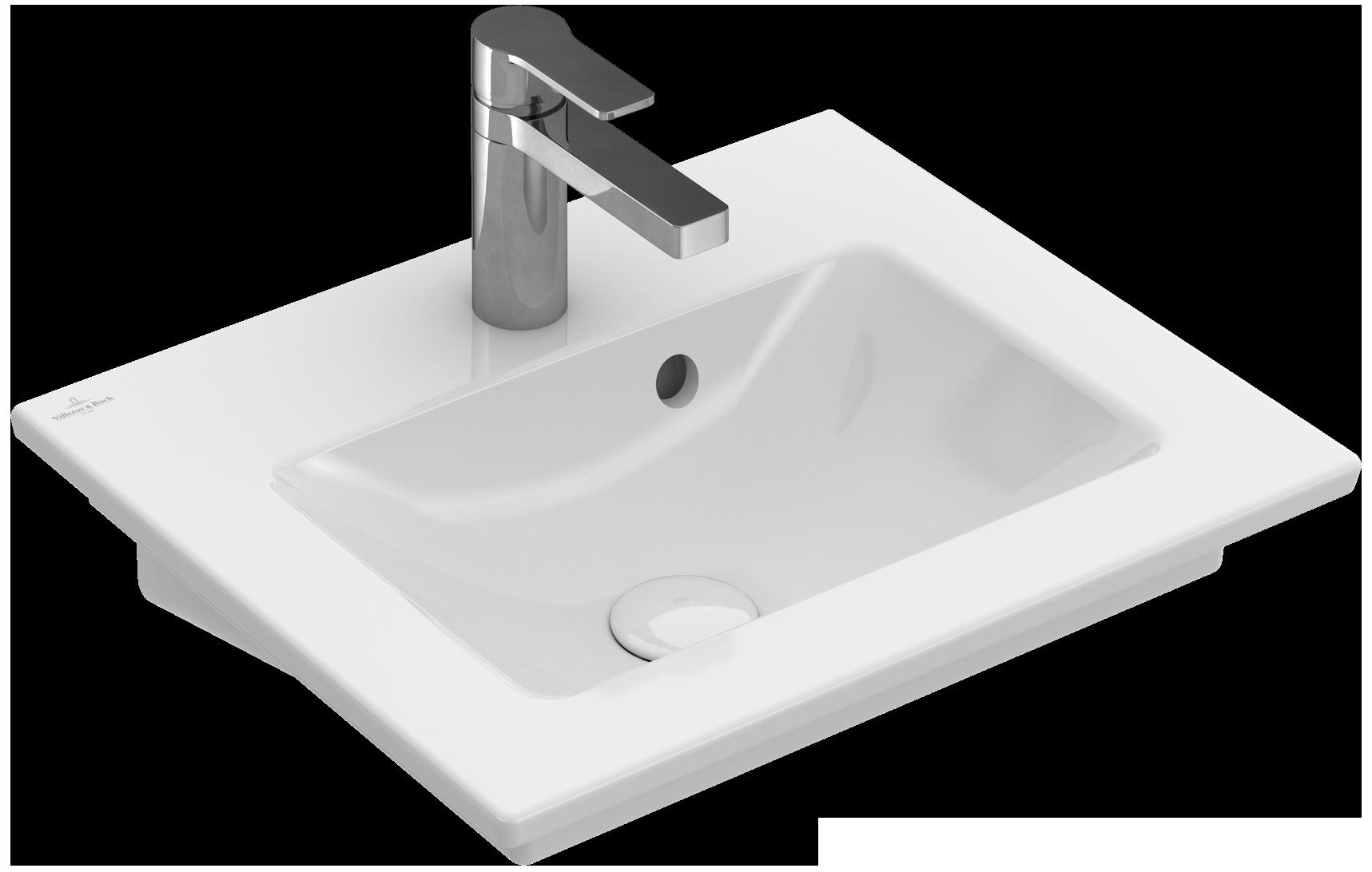 venticello handwaschbecken eckig 412450 villeroy boch. Black Bedroom Furniture Sets. Home Design Ideas