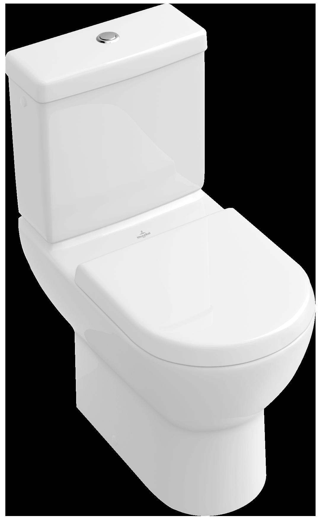 Badewanne Dusche Kombination Villeroy : Subway Tiefsp?lklosett f?r Kombination 660910 – Villeroy & Boch