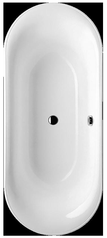 Cetus vasca da bagno ovale ubq175ceu7v villeroy boch - Vasche da bagno ovali ...