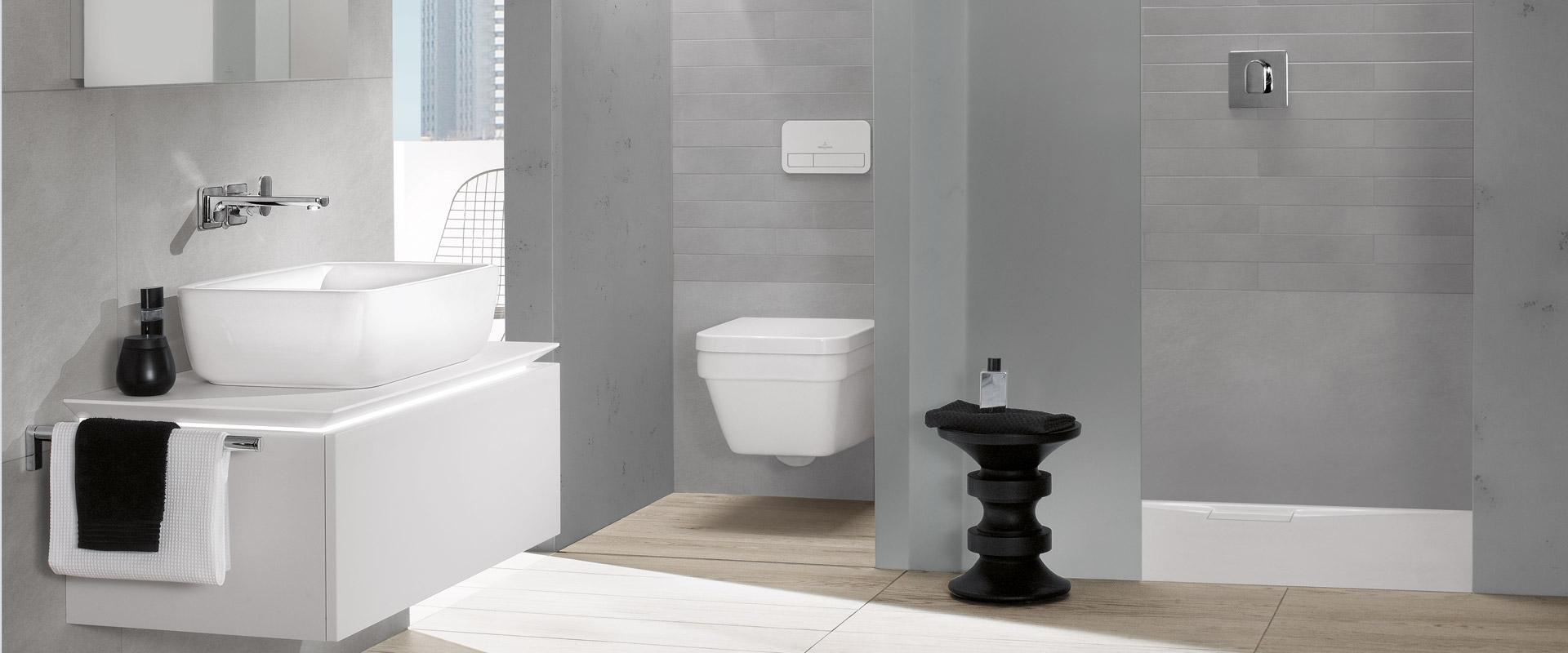 Architectura - Zeitloses Design fürs Bad - Villeroy & Boch